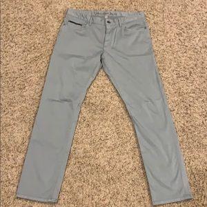 Men's Calvin Klein causal pants
